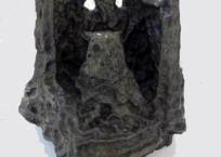 Hibou 1, 25 x 22.7 x 23 cm, 1970
