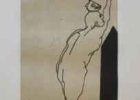 Sans titre, 56 x 38 cm, 1993