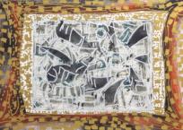 Sans titre, 45 x 65 cm, 1985