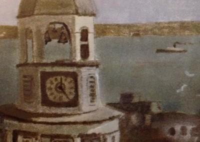 Nouvelle-Écosse, 60 x 50 cm, 1986