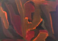 Identité secrète, 61 x 94 cm, 1954