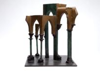 Vestige No. 1 (Parvis et portail # 32), 33.5 x 30 x 28 cm, 2005