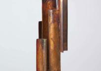 Sans titre (Série gratte-ciel), 49.5 x 15 x 9 cm, 1962