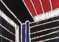 Sans titre ( Série Ma maison No.2), 101.5 x 137 cm, 1985, VENDU