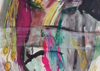 Sans titre, 120 × 80 cm, 1987