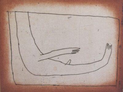 La baignoire, 64 x 50.5 cm, 2001