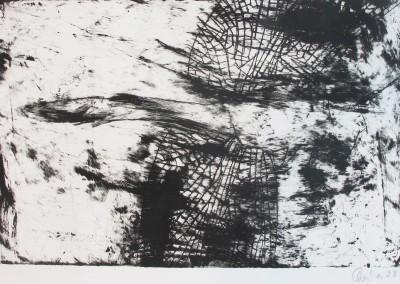 Les demoiselles, 38 x 56 cm, 2008