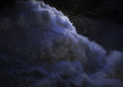 Clair-obscur #1 ( bleu), 2018