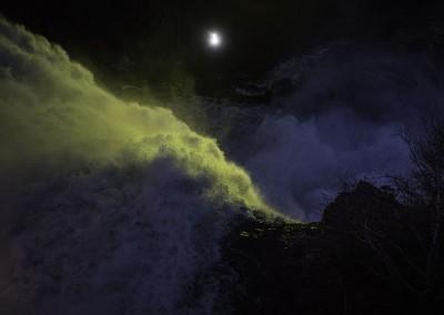 Clair-obscur #2 ( jaune), 2018