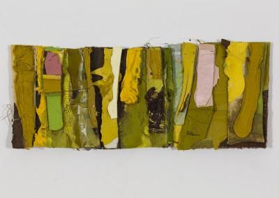 Composition parallèle #4, 15 x 30 cm, 2013, SOLD