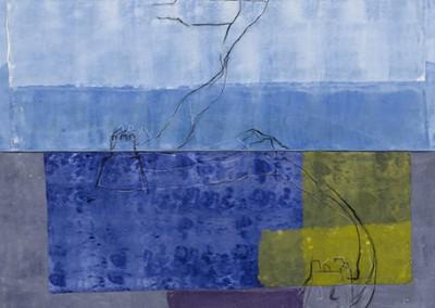 Horizons verticaux, 203 x 122 cm, 2012-13