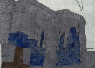 Troie, 150 x 165 cm, 2007