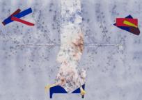 Poème à Lucille, 107 x 163 cm, 2012-2013