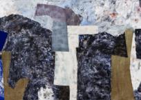 Mise en terre , 107 x 163 cm, 2012-2013