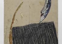 Damoclès, 35.5 x 30 cm, 1988