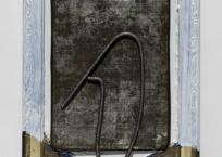 Ciel de fer # 1, 30.5 x 21.5 cm, 2009-2010, VENDU