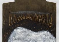Feu lointain, 42.5 x 47 cm, 2000