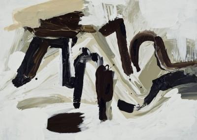 Equinoxe 11, 100 x 120 cm, 2012