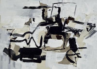 Equinoxe - Le port 2, 100 x 120 cm, 2012