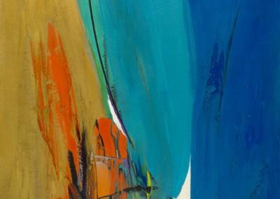 La joie de voir, 152.5 × 111.5 cm, 1979