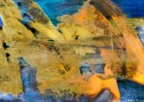 Les dunes rêvent, 30 x 47 cm, 1975, SOLD