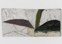 Le loin, 30 x 61 cm, 1989