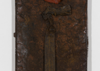 L'orient, 72 x 41 x 7 cm, 1988-1990