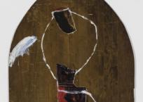 Ogival, 80 x 74 cm, 1986