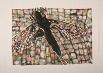 Série éphémère, 67.3 x 94 cm, 2008