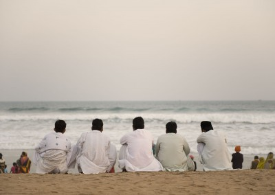 Muslim Holiday, 68.5 x 104 cm, 2008