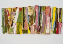 Jardin des excès, 50 x 108 cm, 2013, SOLD