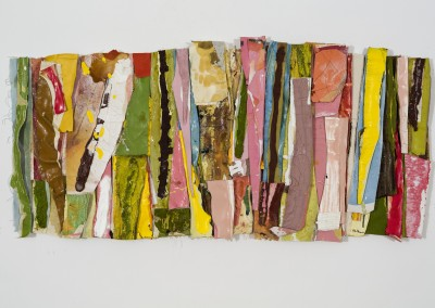Jardin des excès, 50 x 108 cm, 2013, VENDU