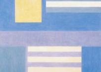 Yellow flags, 101.6 x 101.6 cm, 2003