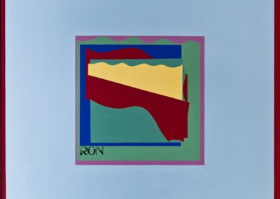 Conclusion and Transfer #4, 123 x 123 cm, 1967