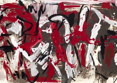 Magic Script, 68 x 135 cm, 2012