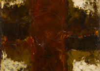 Icône, No. 4, 30.5 x 30.5 cm, 1963, SOLD