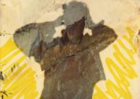 Mon ombre : sans doute 3, 69 x 90 cm, 2009