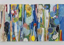 Nénuphars de résilience 2, 122 x 113 cm, 2009, VENDU