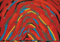 Oxymoron B, 121.9 x 121.9 cm, 2011