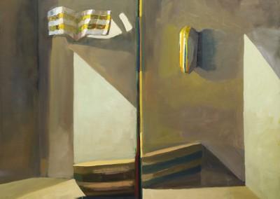 Premier jour, 122 x 152 cm, 2010