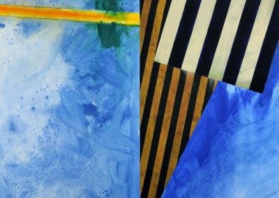 Razzle Dazzle III, 200 x 200 cm, 2011, VENDU
