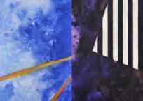 Razzle Dazzle VI, 200 x 200 cm, 2011