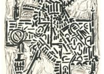 Suite Guerrière, 160 x 117 cm, 1972, VENDU