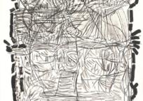 Suite Finale, 117 x 158 cm, 1972, SOLD