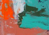 Hommage à Matisse no. 444, 30.5 x 30.5 cm, 1997