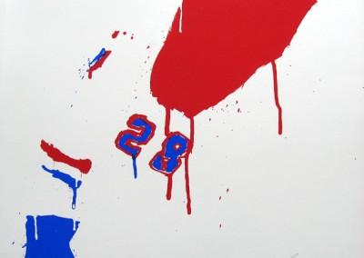 Larouche, 40.5 x 50 cm, 1977, SOLD