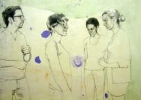 Dead Body, 116 x 162 cm, 2010