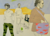 Dune 3, 76 x 91 cm, 2011