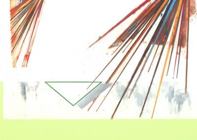 Sans titre 16, 51 x 93 cm, 2013, VENDU