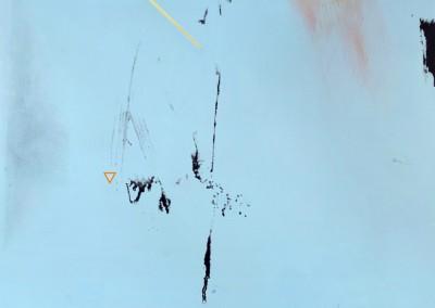 Sans titre 18, 91 x 127 cm, 2013, VENDU
